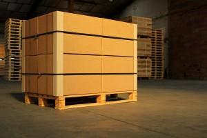Cornières carton pour le stockage et la palettisation