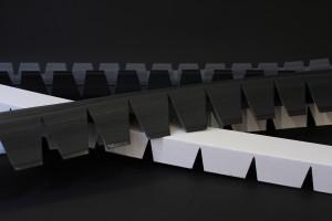 cornière de protection et cornière carton : cornière polyforme